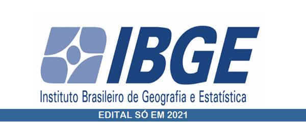 Concurso IBGE: edital está programado só para 2021 por causa do Corona-Vírus.