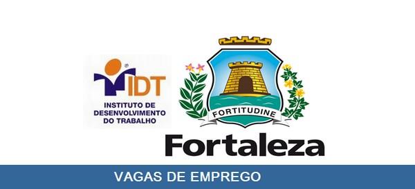 Novas vagas de emprego em Fortaleza – CE