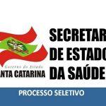 Processo seletivo SES abre 60 vagas em LAGES – SC