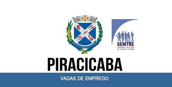 Vagas de emprego em Piracicaba