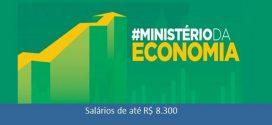 Concurso Ministério da Economia: edital será aberto com 350 vagas.