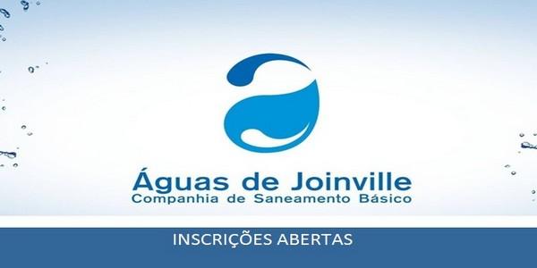 Processo Seletivo Águas de Joinville – SC abre 16 vagas