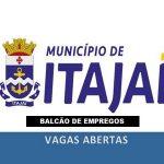 Vagas de emprego abertas em Itajaí – SC.