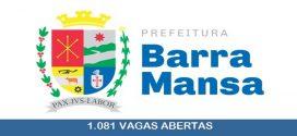 Prefeitura de Barra Mansa – RJ abre concurso público