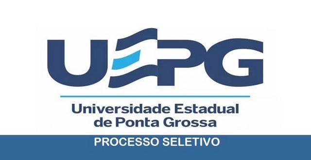 Processo Seletivo Universidade Estadual de Ponta Grossa – PR