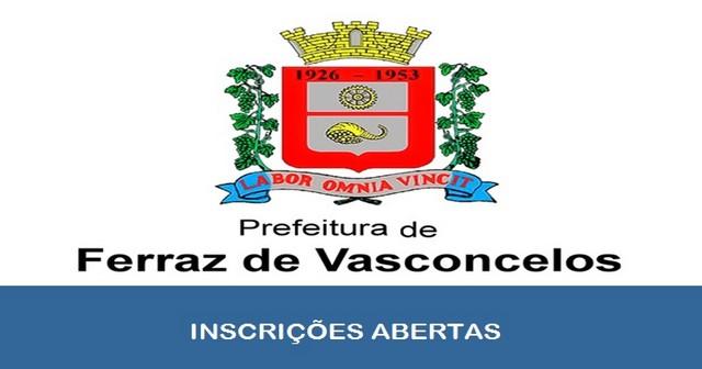 Concurso Público Prefeitura de Ferraz de Vasconcelos – SP