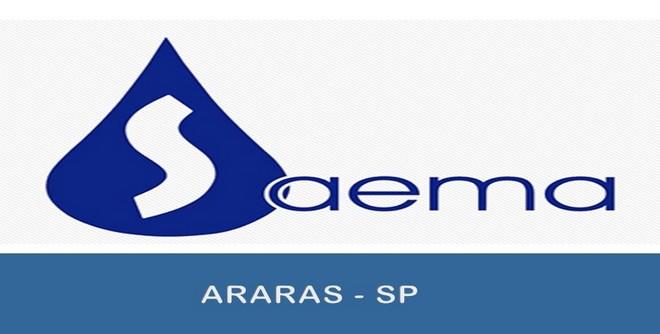 Concurso SAEMA de Araras - SP 2020