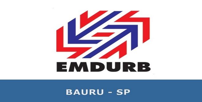 Processo Seletivo é aberto pelo EMDURB de Bauru – SP
