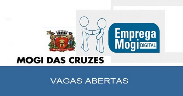 Emprega Mogi abre novas vagas de emprego em Mogi das Cruzes – SP