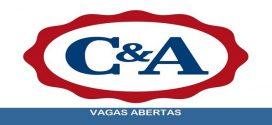 C&A abre novas vagas de emprego