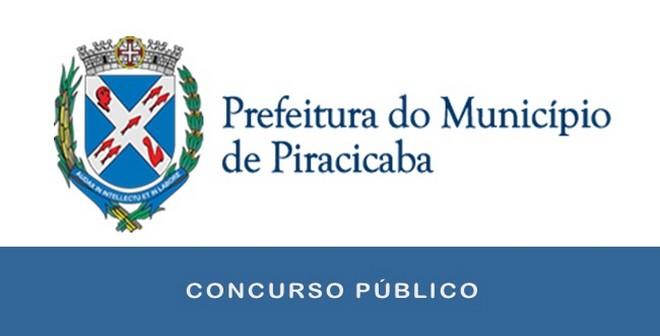 Concurso Prefeitura de Piracicaba – SP