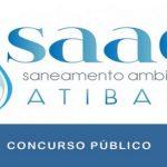Concurso SAAE de Atibaia – SP
