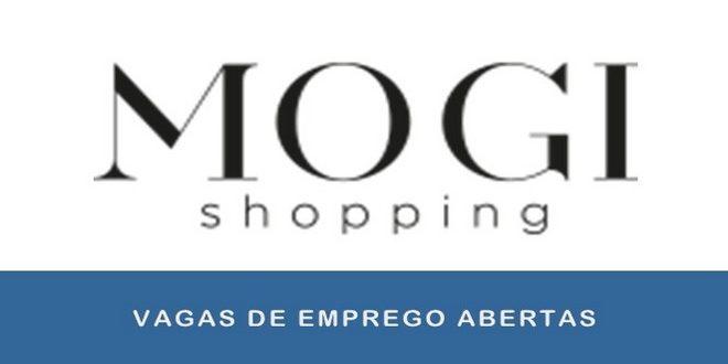 Mogi Shopping abre novas vagas de emprego em Mogi das cruzes – SP