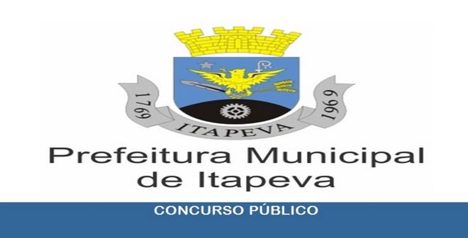 Concurso Prefeitura de Itapeva – SP