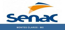 SENAC abre Processo Seletivo em Montes Claros – MG