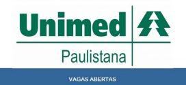Unimed abre novas oportunidades de emprego em São Paulo