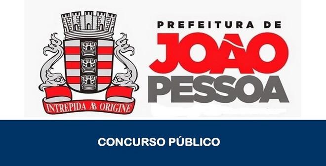 Concurso Prefeitura de João Pessoa abre 618 Vagas!