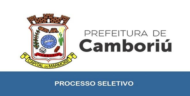Processo Seletivo é anunciado pela Prefeitura de Camboriú para abertura de 108 Vagas