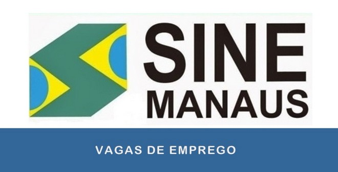 Vagas de emprego abertas em Manaus