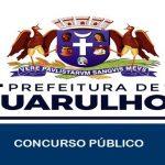 Concurso Prefeitura de Guarulhos – SP