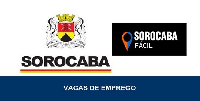 Vagas de emprego são abertas em Sorocaba