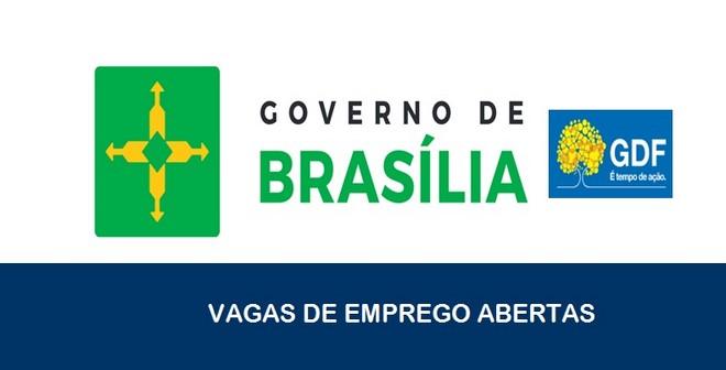 Vagas de emprego são abertas pela Agência do Trabalhador em Brasília – DF