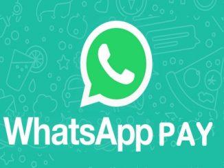 WhatsApp Pay é a novidade dos pagamentos