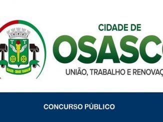 Concurso Prefeitura de Osasco – SP: Inscrições abertas para 433 Vagas!