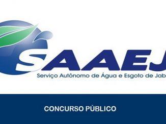 Concurso Público é aberto pelo SAAEJ em Jaboticabal – SP