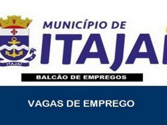 Vagas de emprego abertas em Itajaí – SC