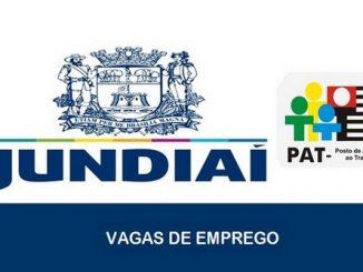 Vagas de emprego são abertas pelo PAT em Jundiaí