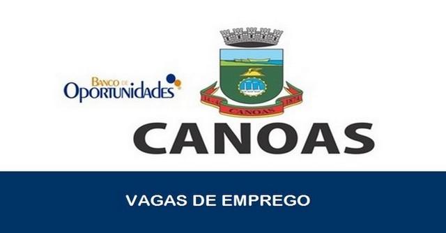 Vagas de empregos são abertas pelo Banco de oportunidades em Canoas