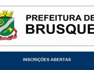 Processo Seletivo é realizado pela Prefeitura de Brusque com salários de até 17 mil!