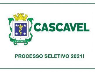 Processo Seletivo Prefeitura de Cascavel - PR: Inscrições abertas para 32 vagas!