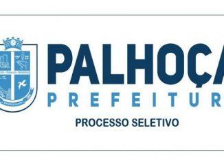 Processo seletivo Prefeitura de Palhoça – SC: Inscrições abertas!