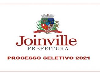Processo seletivo é aberto pela Prefeitura de Joinville – SC