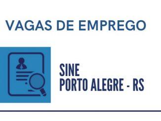 SINE abre novas oportunidades de emprego em Porto Alegre