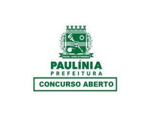 Concurso Prefeitura de Paulínia – SP abre 124 vagas imediatas