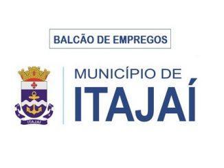 Vagas de emprego são abertas em Itajaí em diversas áreas de trabalho